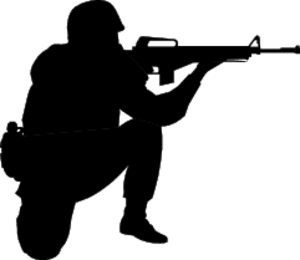 Soldiers clipart army man Domain Army 2 2 1a