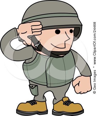 Army clipart army officer Army Collection art 1 1