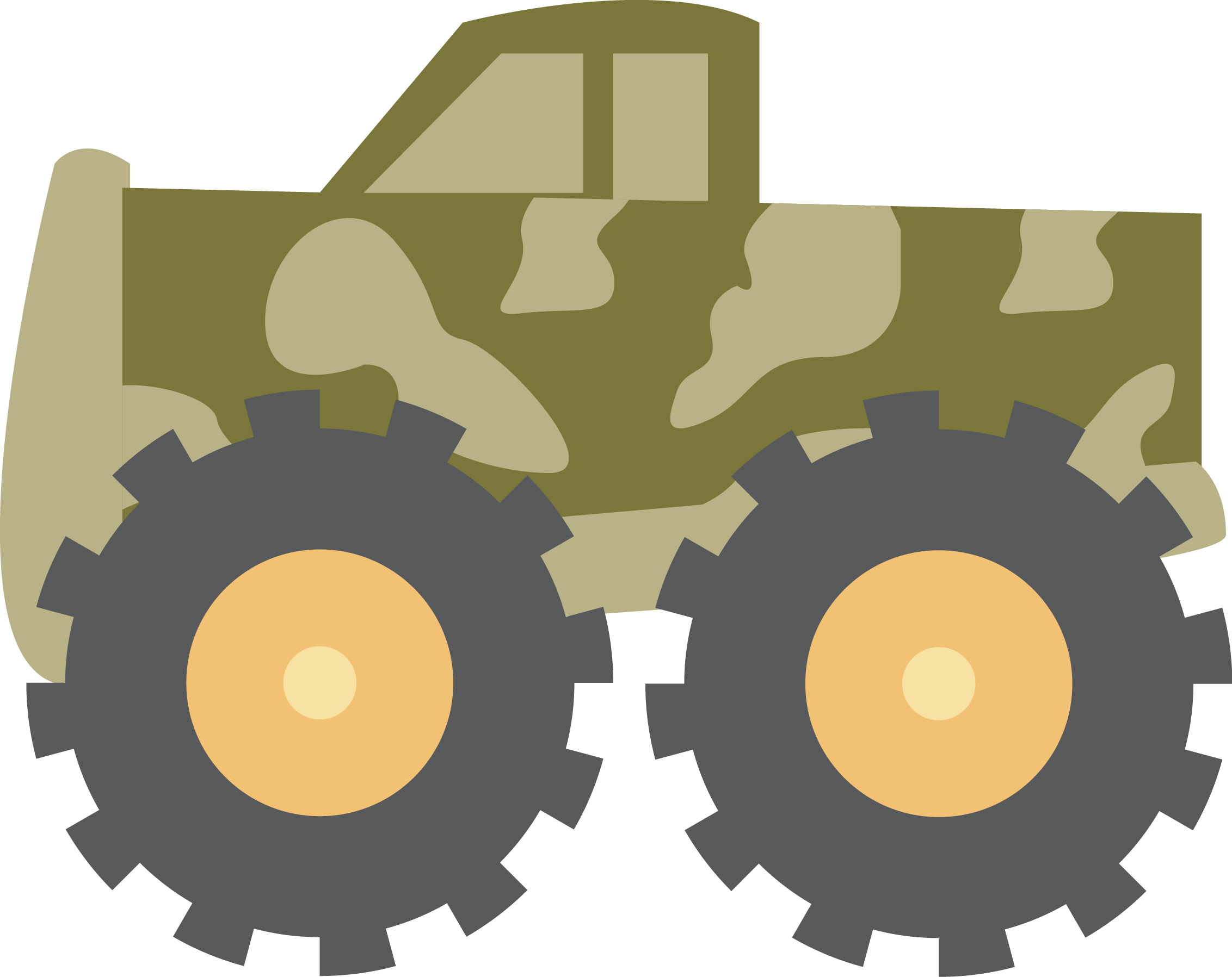 Military clipart army truck Photo GuardCamouflage by Pinteres… ·