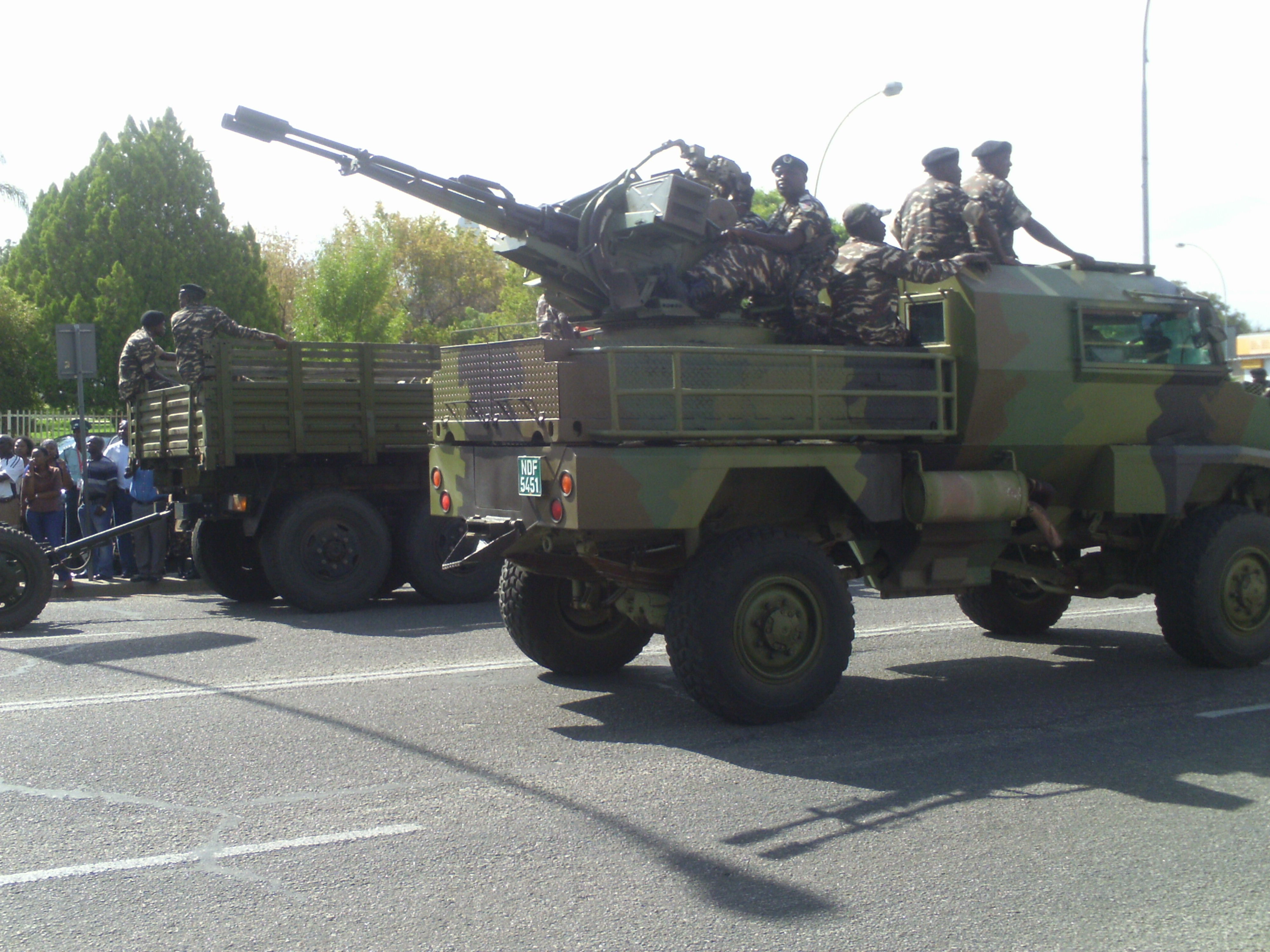 Military clipart army truck  mounted A Army armed