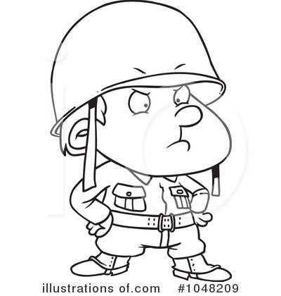 Soldiers clipart black and white Clipart Free And Clipart Art