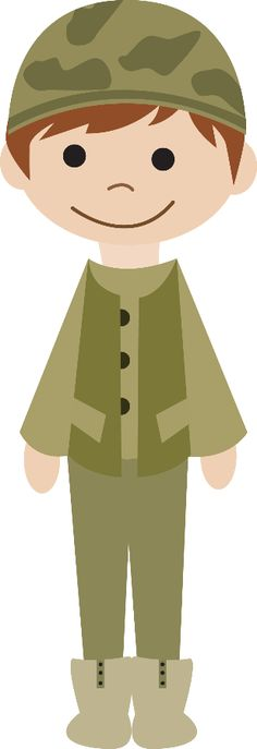 Military clipart brave soldier Pinterest by Exército Minus