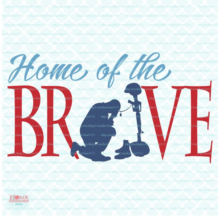 Military clipart brave soldier Silhouette files Cricut jpg Pinterest