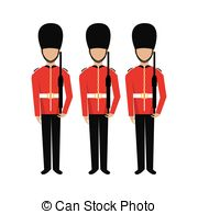 Soldier clipart british soldier Illustrations over cartoon British Clipartby