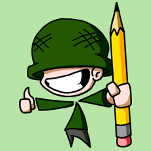 Soldiers clipart animated Art Cliparts Soldier Clip