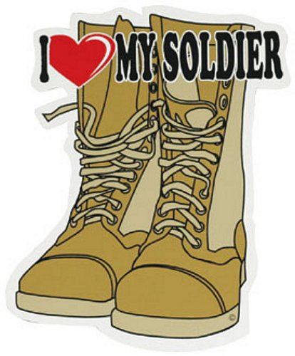 Soldiers clipart boot #2