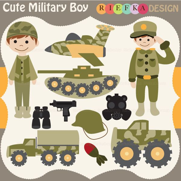 Military clipart cute Best on about Military Pinterest