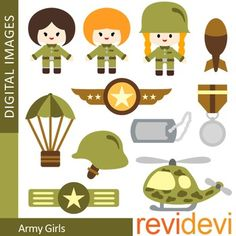 Soldier clipart baby Stroller clipart art (military soldier)
