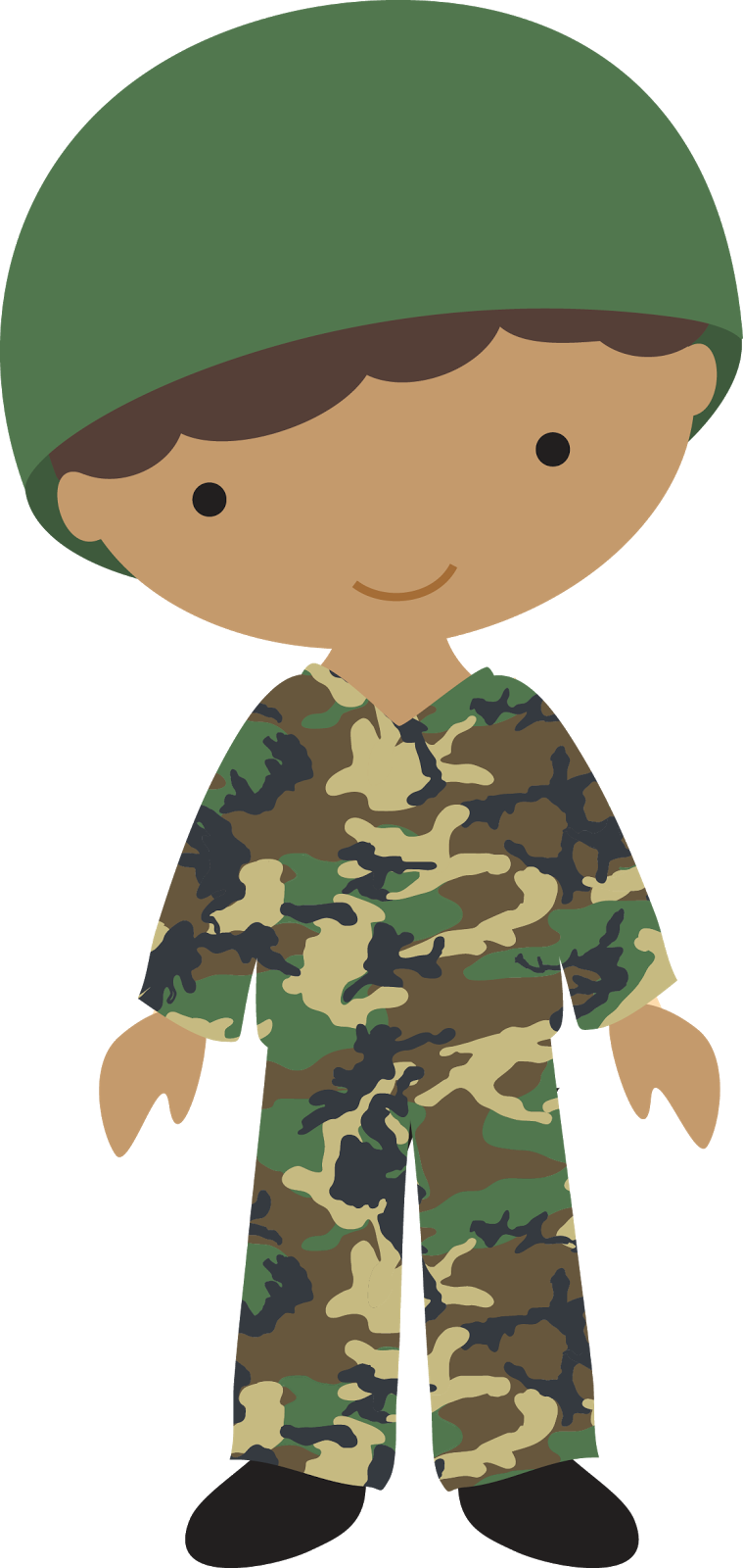 Military clipart cute  Soldier Soldier Public Download