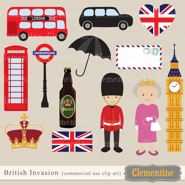 Telephone Booth clipart british guard Invasion ideas art British use