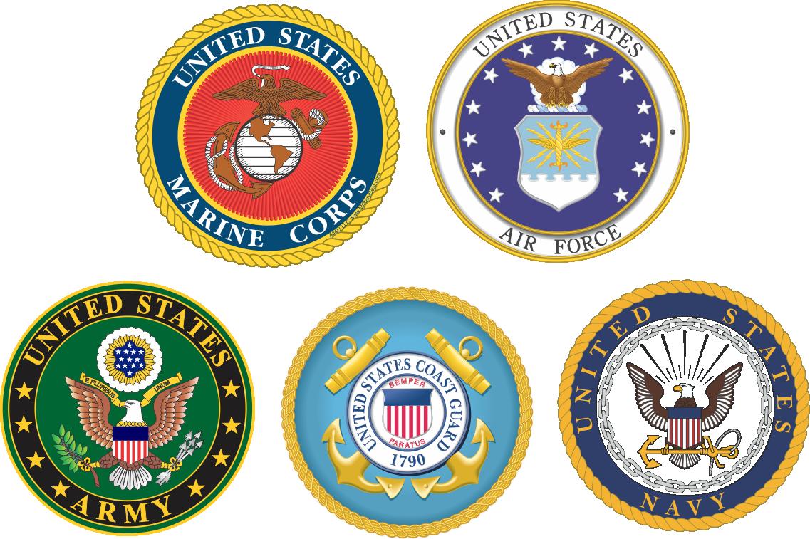 Uniform clipart military branch Branch  Symbols Military