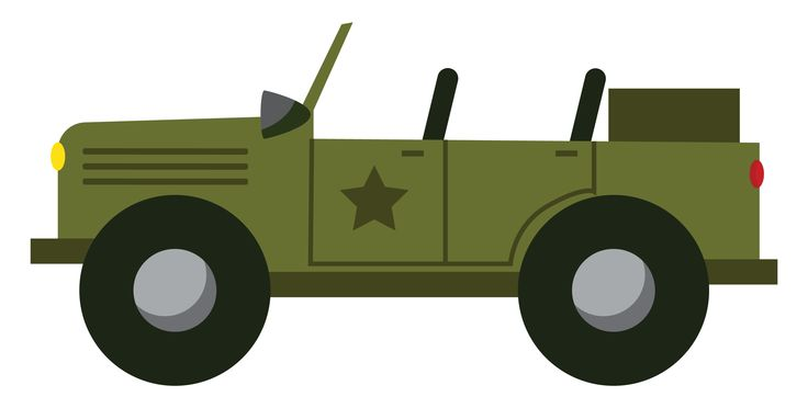 Soldiers clipart truck Clipart Military Clipart  vehicle