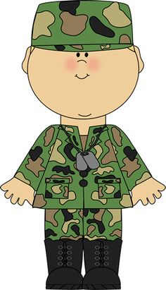 Soldiers clipart army officer Download Man Military Clipart Clipart