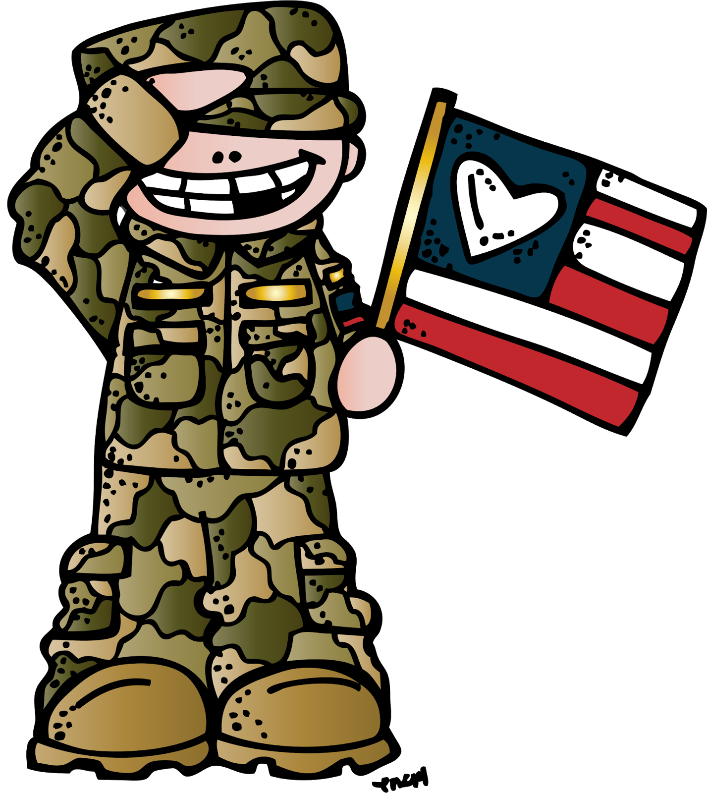 Soldier clipart kid On patriotic 9/11 Find Classroom