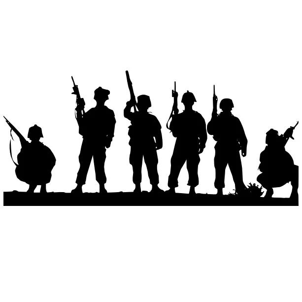 Military clipart shadow Shadow Silhouette Find Shadow and