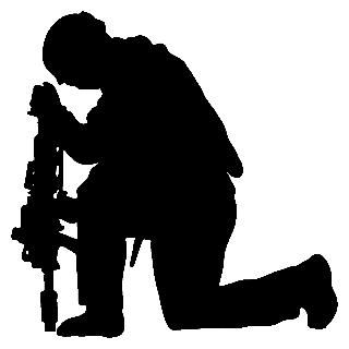 Shadow clipart military And Clip Silhouette 20+ this