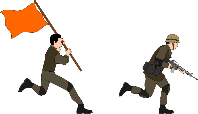 Soldiers clipart solider Clip Public soldiers for webpages