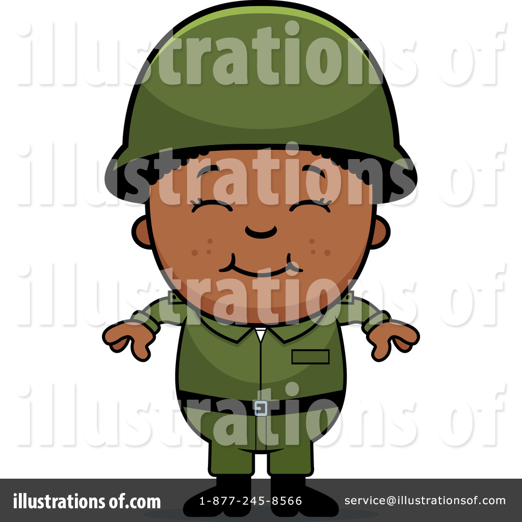Soldiers clipart illustration By Military #94698 Thoman Clipart
