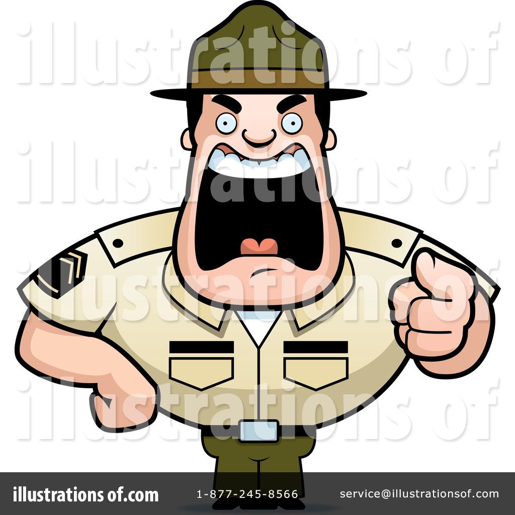 Sergent clipart strict Royalty Illustration Thoman Cory Thoman