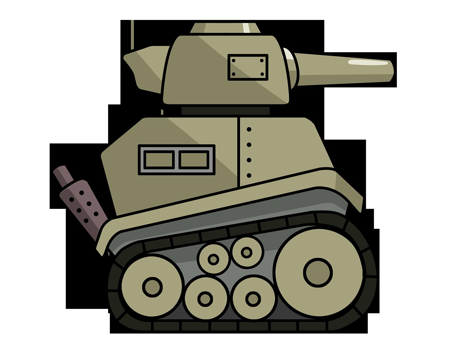 Army clipart war tank #7