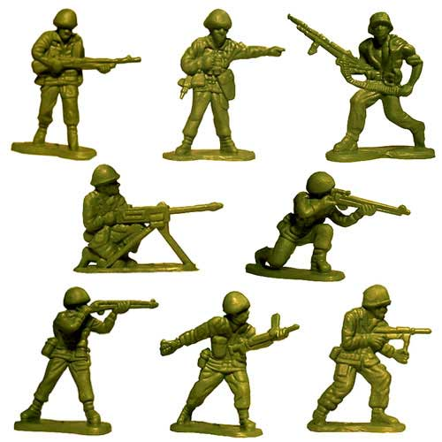 Soldiers clipart army man Brother Green Classic zillion My