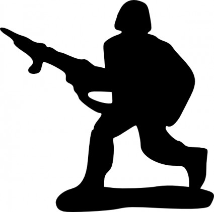 Soldier clipart salute Military Download  Military Free