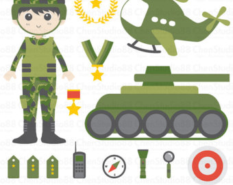 Soldier clipart malaysia Files EPS PNG vector Etsy
