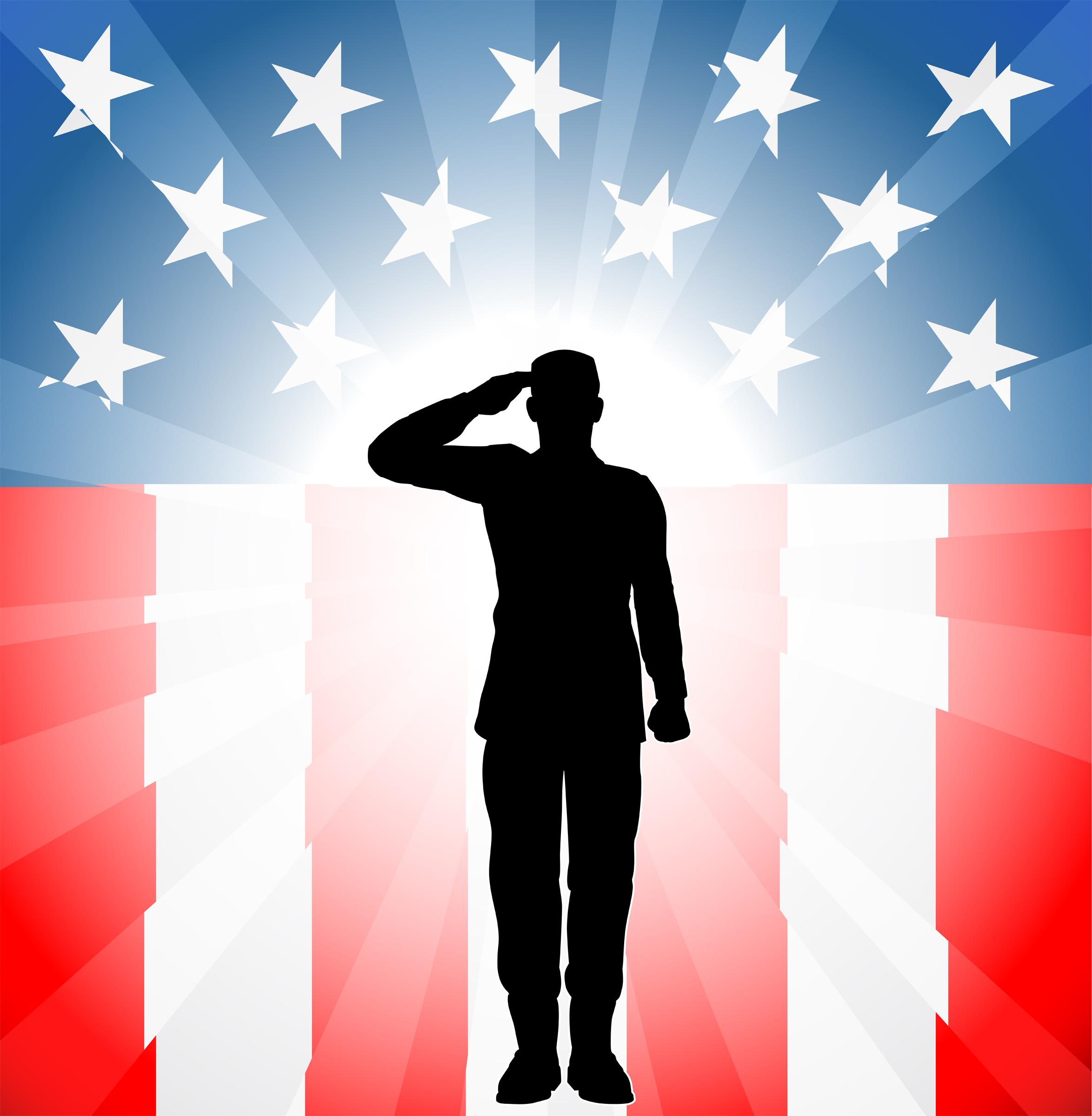 Army clipart veteran #2