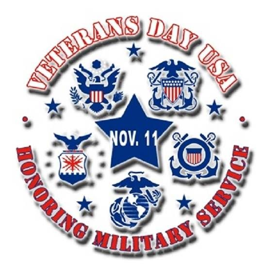 Military clipart veterans day #11