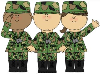 Military clipart veterans day Clipart #19344 Day Day