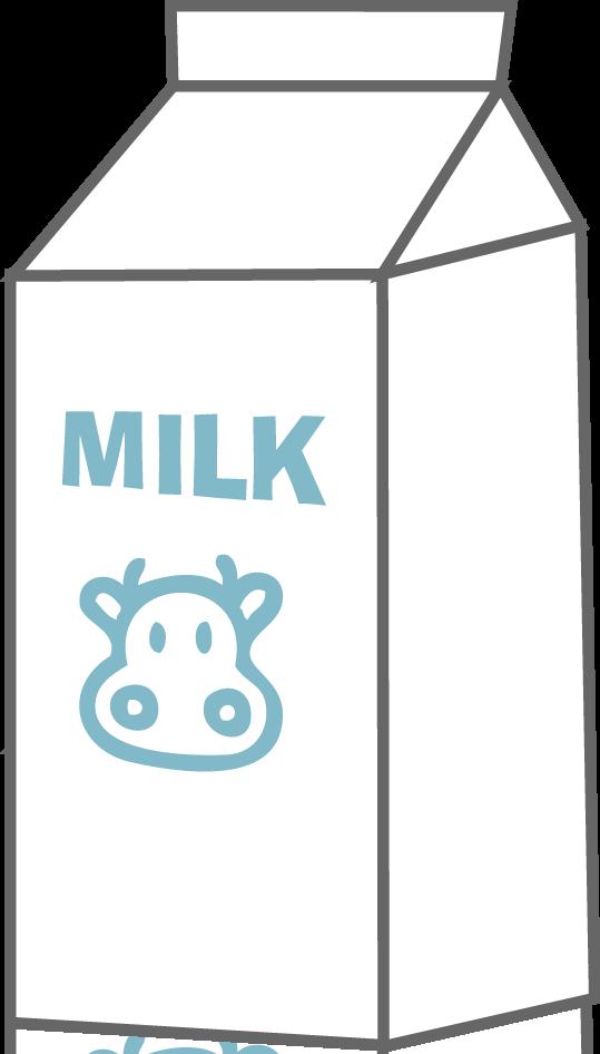 Milk Carton clipart #1