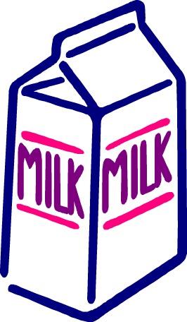 Milk Carton clipart #11