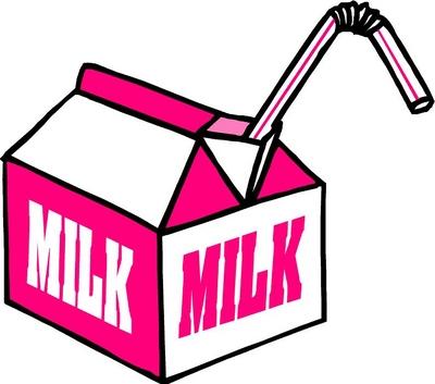 Milk Carton clipart #2