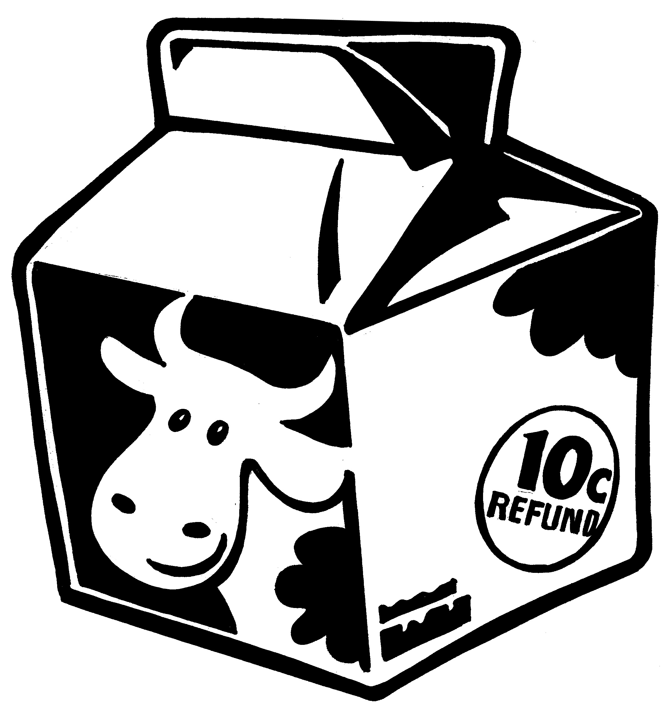 Milk Carton clipart #12