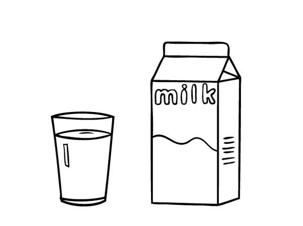Milk Jug clipart glass drawing Art NetArt  Art Milk