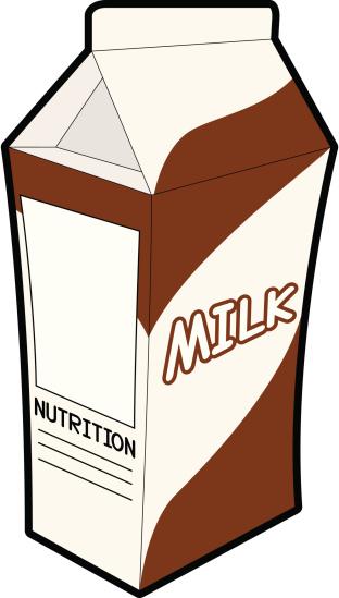 Chocolate clipart chocolate milk Cartoon Cliparts Free Art Chocolate