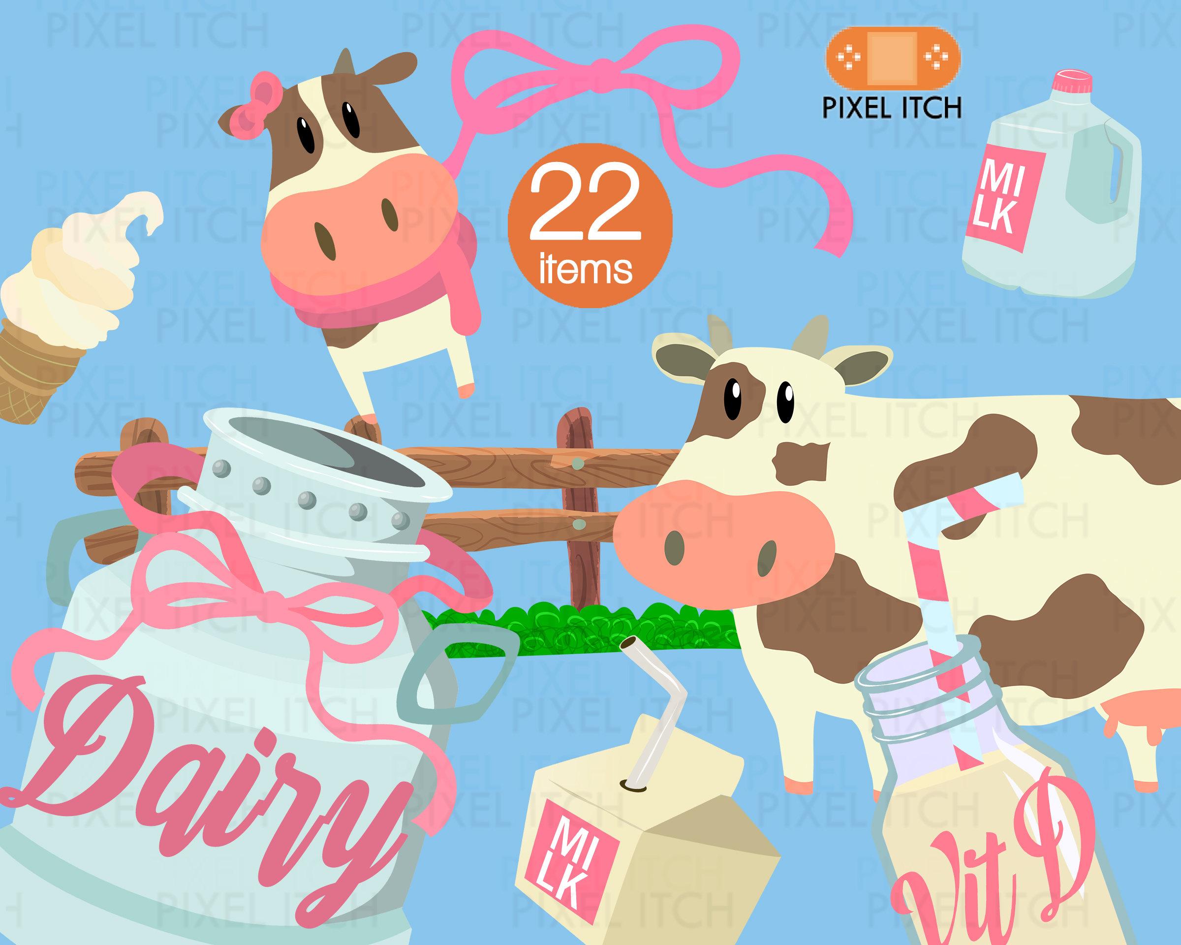 Yogurt clipart dairy Milk Carton Farm Cheese Dairy