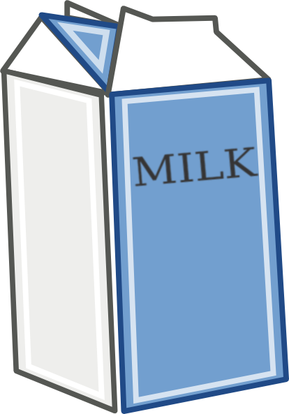 Milk Carton clipart milk bottle Royalty 2 Milk Clip Milk
