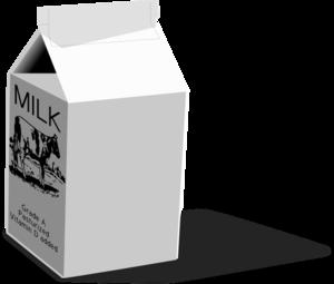 Milk Carton clipart milk box Art Milk vector Art Clip
