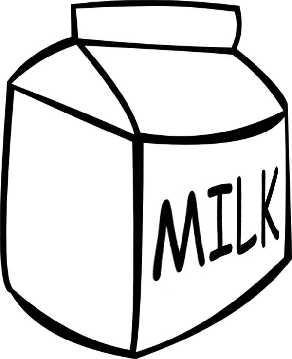 Milk Carton clipart milk box Milk Clipart Clipart ~ ClipartFan