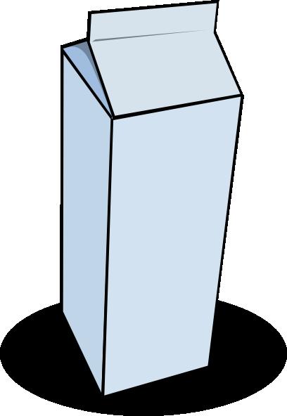 Milk Carton clipart milk box Art Milk vector Art image