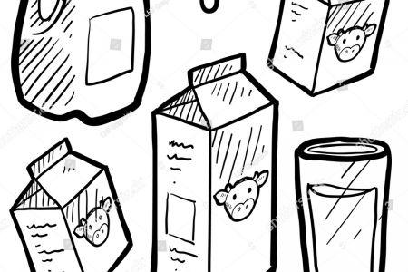 Milk Carton clipart milk jug #11