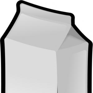 Milk Carton clipart pint milk Art Carton Clipart ClipArTidy Milk