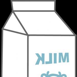 Milk Carton clipart pint milk Clip Milk Free ClipArTidy Image