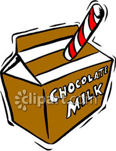 Chocolate clipart chocolate milk Milk of Free Picture Picture