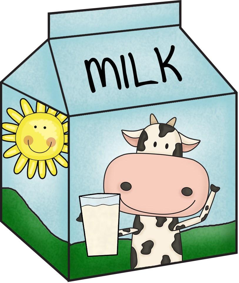 Milk Carton clipart #3
