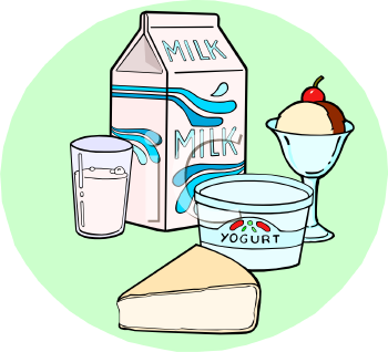 Cheese clipart milk and cheese (67+) Product dairy clip group