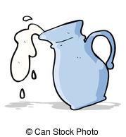 Milk Jug clipart Cartoon of Art csp15804569 jug