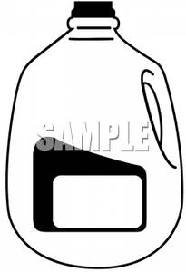 Free Clipart Image: Milk Royalty