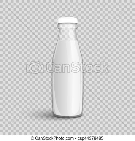 Milk Jug clipart glass drawing A csp44378485 bottle transparent